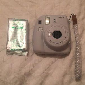 IMSTAX Mini 9 Camera w/Film